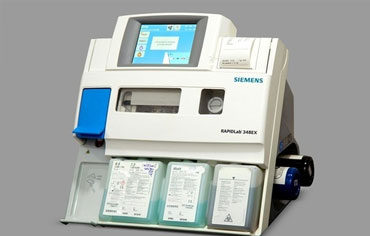 Arterial Blood Gas Analyser
