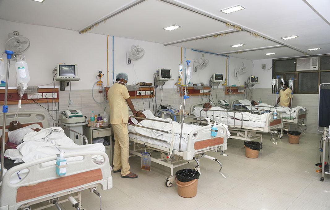 Medical Intensive Care Units (MICU)