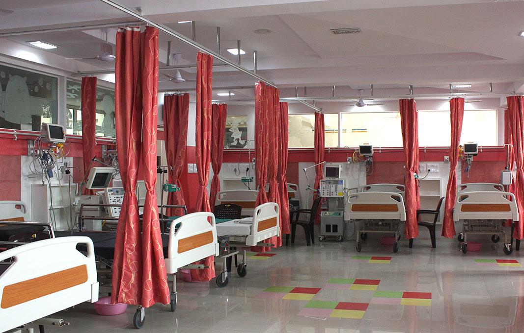 Paediatric Intensive Care Units (PICU)